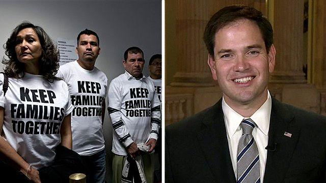 Sen. Marco Rubio: Boston attack exposes immigration flaws