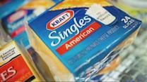 Kraft reacts to the choking hazards of their cheese