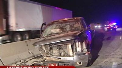 3 Recovering After Wreck Along I-40