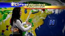 Chelsea Ingram Has Your Sunday Night Forecast