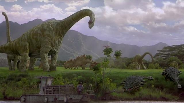 Colin Trevorrow Talks Jurassic Park 4!