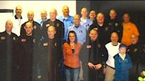 Group Of Minn. Officers Rally Around Cop Families Dealing With Cancer