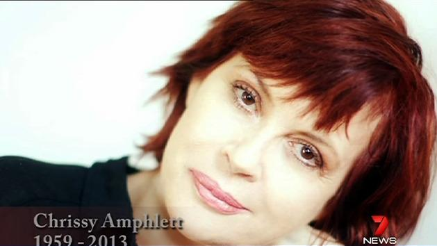 Tributes flow for Chrissy Amphlett