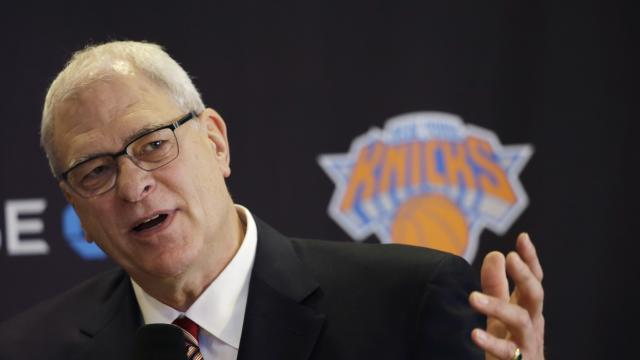 Phil Jackson on His Priorities