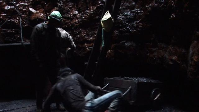 The children who work in India's rat-hole coal mines