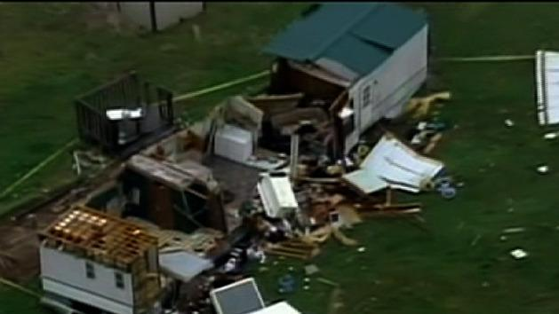 Tornadoes rip through southern US