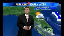 Sunday Outlook: Beautiful Weather; Rough Surf at the Coast