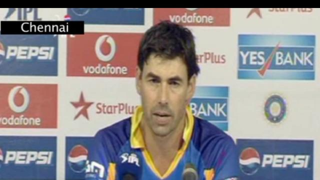 Chennai Super king post-match press conference Stephen Fleming