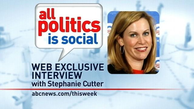 'This Week' Web Extra: Stephanie Cutter