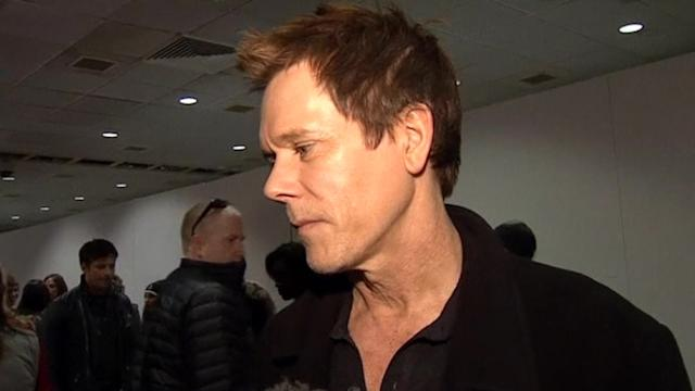 Kevin Bacon on Hoffman: