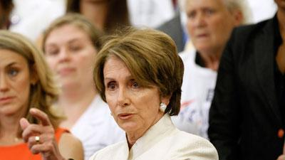 Pelosi expects Rep. Jackson to explain absence