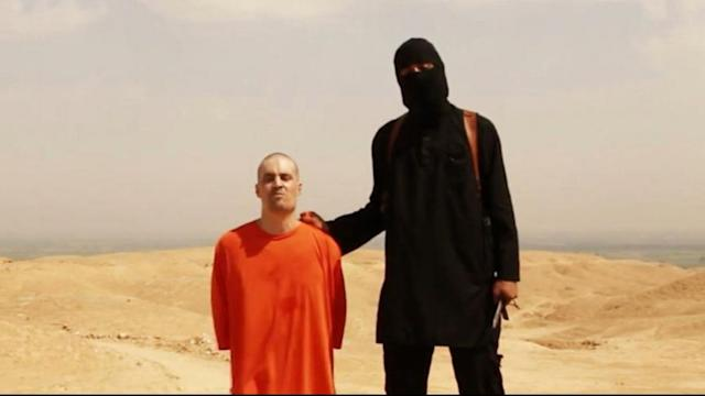 US Reveals Secret Mission Into Syria for Foley, Other Hostages