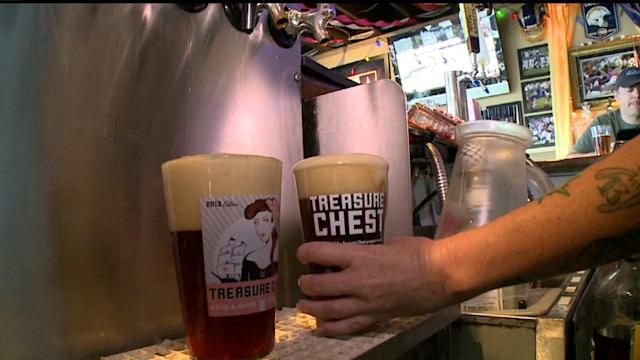 Breast Cancer Survivor Fights Disease With Beer