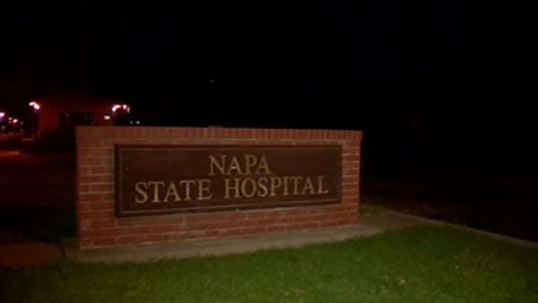 Patient attacks nurse at Napa State Hospital