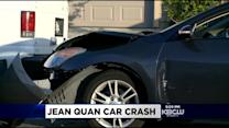 Oakland Mayor Jean Quan Involved In Car Crash