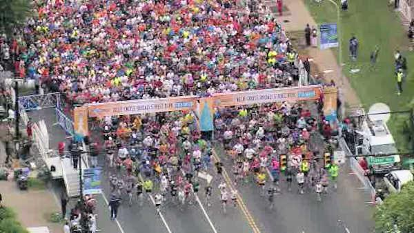 Broad Street runners to be chosen by lottery this year