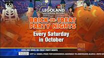 "Legoland ""Brick-or-Treat"" party nights"