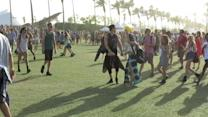 Celebrities Flock to Coachella Music Festival