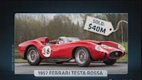 1957 Ferrari Testarossa sells for $40M
