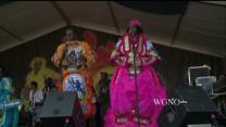 Best Fashion at New Orleans Jazz Fest