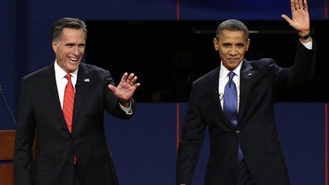 Candidates' strategies for the second presidential debate