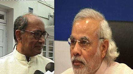 Modi, not an issue for Congress: Digvijay