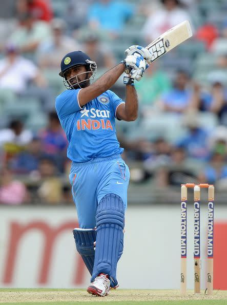 Ambati Rayudu needs to continue his good work at no.4