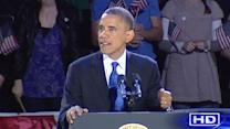 High expectations for Obama in second term