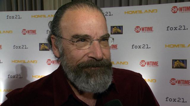 Mandy Patinkin: 'Homeland' Season 3 Will Be 'Quite A Ride'