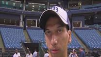 Teen gets chance of a lifetime to meet Tampa Bay Rays pitcher David Price