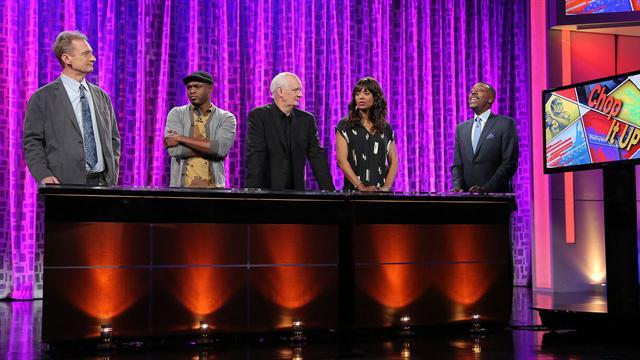 'Whose Line' Cast Chop Up 'Conscious Un-Coupling,' Pig Castrating & Rob Ford Jogging