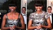 Grapevine: Iran up in arms over Michelle Obama's arms?
