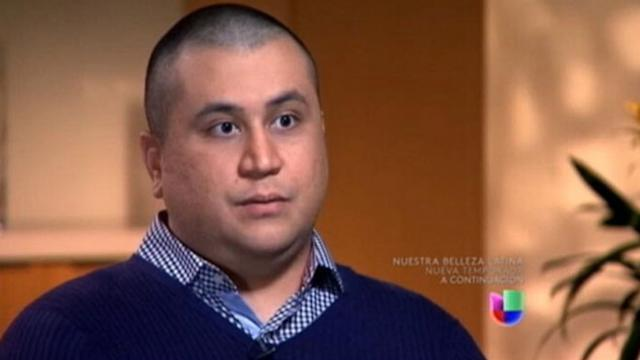 George Zimmerman Says He's Suffering From PTSD