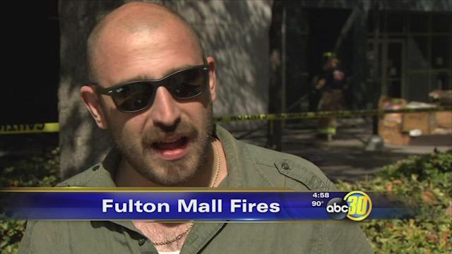 Fresno's Fulton Mall fires have businesses on alert