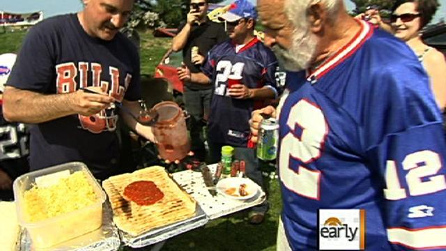 Gourmet tailgating - It's not just burgers and dogs