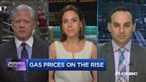Futures Now: Run-up in gas