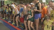 Thousands lace up for 11th annual Gary Papa Run