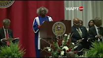 Mississippi Mass Choir performs at inauguration