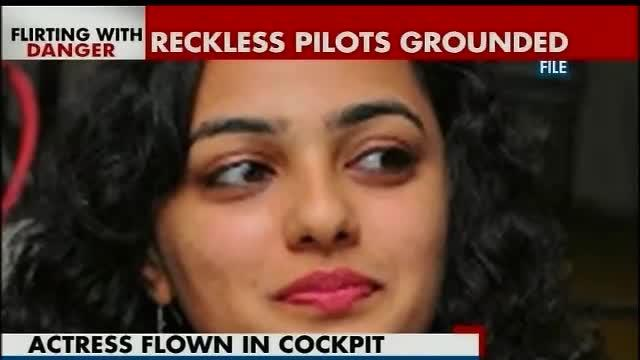 Air India suspends 2 pilots for operating flight with actress in the cockpit