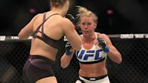 UFC's Holly Holm on Women's Boxing Vs. MMA