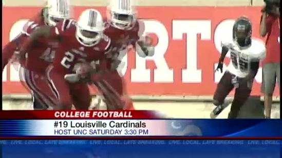 UofL moves up in polls after win Saturday