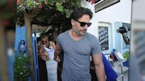 Joe Manganiello Strugges to Understand Sofia Vergara's Spanish Speaking Family