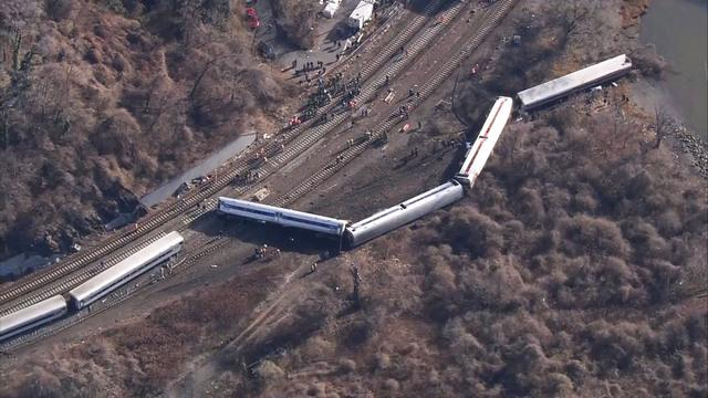 Deadly train derailment in the Bronx