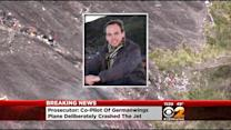 French Prosecutor: Germanwings Co-Pilot Wanted To 'Destroy' Plane
