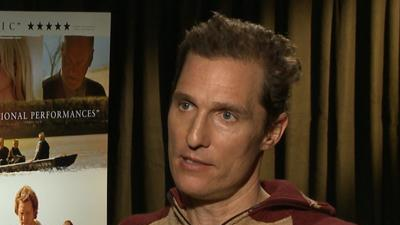 McConaughey's Mythical Journey in 'Mud'