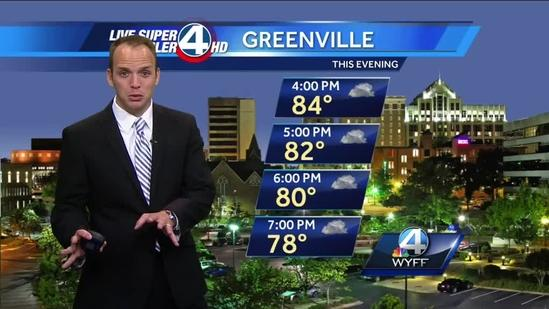 Chris Justus's Forecast for June 13, 2014