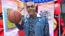 Rajon Rondo Gets Ready for NBA Finals
