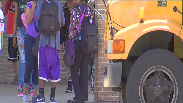 Teachers find out if they have jobs in merging districts