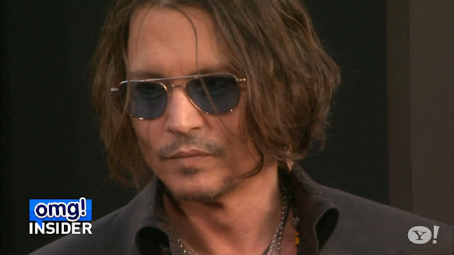 The Truth Behind Johnny Depp's Tinted Glasses Revealed