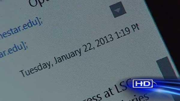 Was Lone Star College's shooting alert too late?